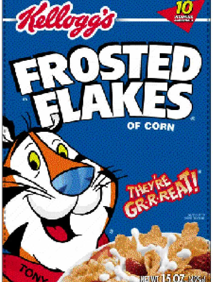 Kelloggs Frosted Flakes Logo